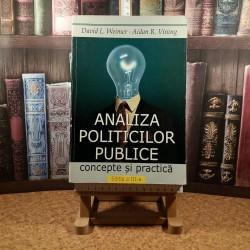 David L. Weimer - Analiza politicilor publice concepte si practica