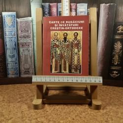 Carte de rugaciuni si invataturi Crestin-Ortodoxe