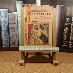 A. I. Odobescu - Scene istorice Pseudo-kinegheticos
