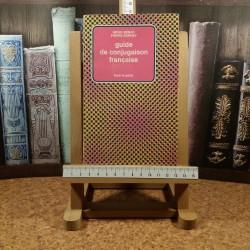 Henri Benac - Guide de conjugaison francaise