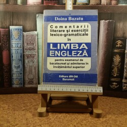 Doina Buzatu - Comentarii literare si exercitii lexico-gramaticale in limba engleza