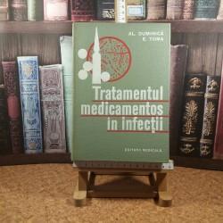 Al. Duminica - Tratamentul medicamentos in infectii