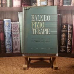 Traian Dinculescu - Balneofizioterapia manual pentru scolile tehnice sanitare
