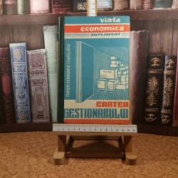 Al. Detesan - Cartea gestionarului curier economic-legislativ