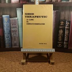 G. I. Costea - Ghid terapeutic si clinic de dematovenerologie