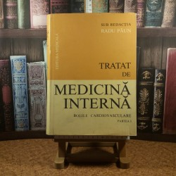 Radu Paun - Tratat de medicina interna bolile cardiovasculare partea a I a