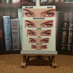 William Bates - Imbunatatirea vederii fara ochelari