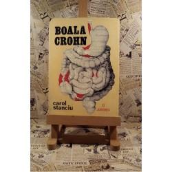 Carol Stanciu - Boala Crohn