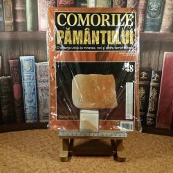 Comorile pamantului Nr. 48 - Gipsul rosu