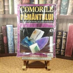 Comorile pamantului Nr. 43 - Agatul