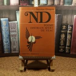 Nicolae Dragos - Poeme dintr-un sfert de veac