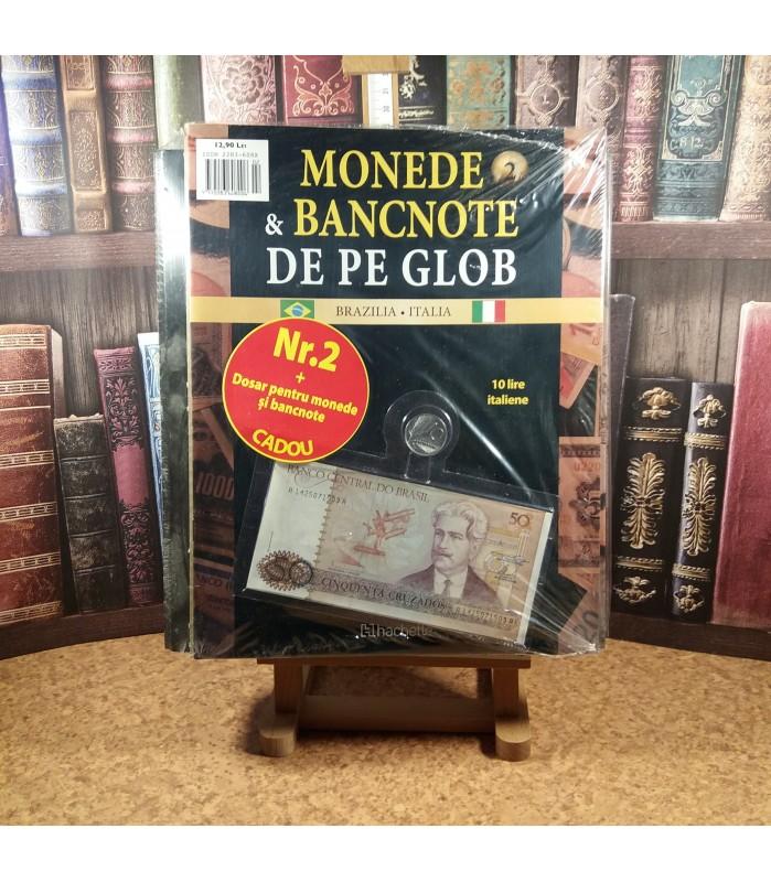 Biblioraft Monede si bancnote de pe glob + Nr. 2