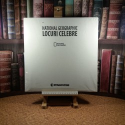 Biblioraft National Geographic Locuri Celebre