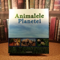Animalele planetei Nr. 1 - Nr. 20 (fara Nr. 6,Nr. 14,Nr. 15) + Biblioraft