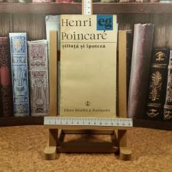 Henri Poincare - Stiinta si ipoteza