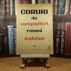 Coruri de compozitori romani inaintasi