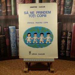 Dimitrie Cuclin - Sa ne prindem toti copiii