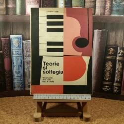 Constantin Tucaliuc - Teorie si solfegiu manual pentru clasa a IX a Licee de muzica