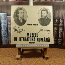 Muzeul de literatura romana Iasi