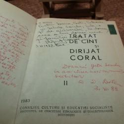 D. D. Botez -Tratat de Cint si Dirijat coral Vol. II