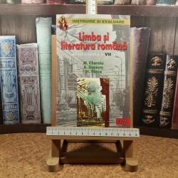 M. Cheroiu - Limba si literatura romana pentru clasa a VII a