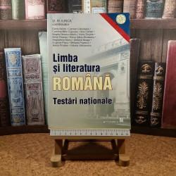 St. M. Ilinca - Limba si literatura romana Testari nationale