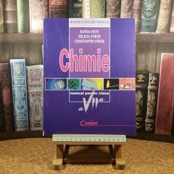 Sanda Fatu - Chimie manual pentru clasa a VII a