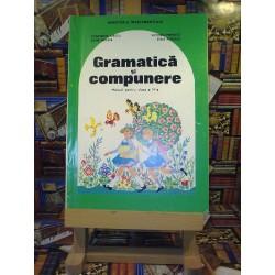 Constanta Iliescu - Gramatica si compunere clasa a IV a