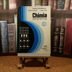 Cornelia Gheorghiu - Chimia manual pentru clasa a VIII a