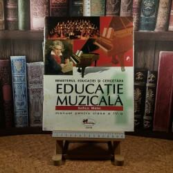 Sofica Matei - Educatie muzicala manual pentru clasa a IV a