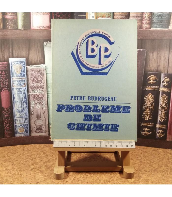 Petru Budrugeac - Probleme de chimie