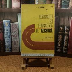 C. Nastasescu - Exercitii si probleme de algebra pentru clasa a IX - XII