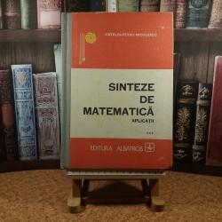 Catalin Petru Nicolescu - Sinteze de matematica Aplicatii Vol. III
