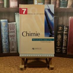 Cornelia Gheorghiu - Chimie manual pentru clasa a 7 a
