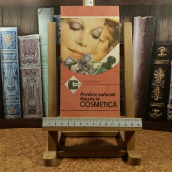Liliana Pasca - Produse naturale folosite in cosmetica