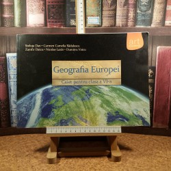 Steluta Dan - Geografia Europei Caiet pentru clasa a VI a