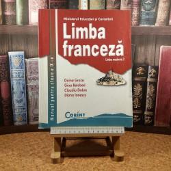 Doina Groza - Limba franceza LM 2 manual pentru clasa a IX a