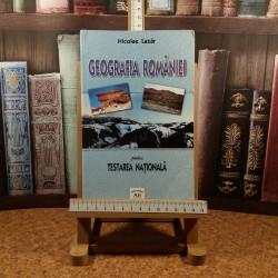 Nicolae Lazar - Geografia Romaniei pentru testarea nationala