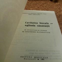 Octavian G. Plesa - Cavitatea bucala - oglinda sanatatii
