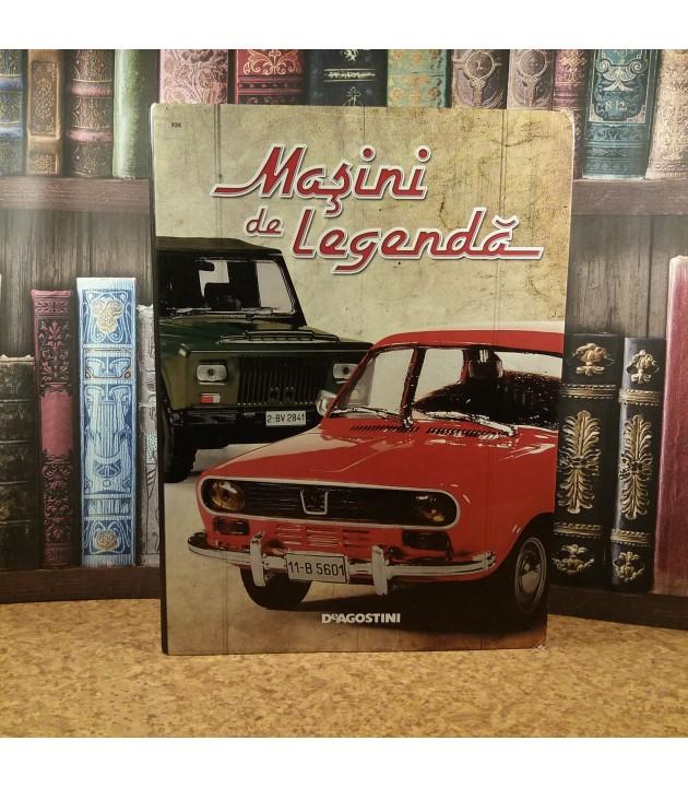 Masini de legenda Nr. 1 - Nr. 20 + Biblioraft - fara esantion