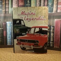 Masini de legenda Nr. 41 - Nr. 59 (fara Nr. 49, Nr. 51) + Biblioraft