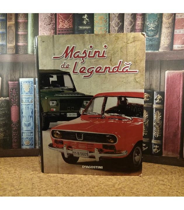 Masini de legenda Nr. 41 - Nr. 59 (fara Nr. 49, Nr. 51) + Biblioraft (fara esantion)