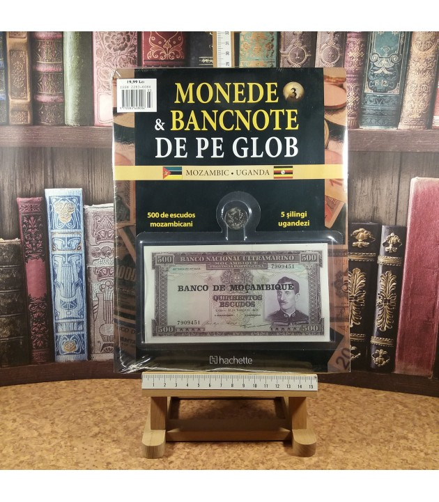 Monede si bancnote de pe glob nr. 3
