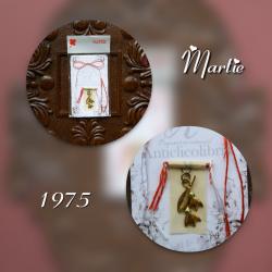 Martisor vintage 1975