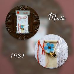 Martisor vintage 1981