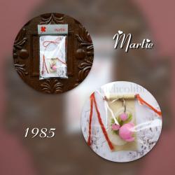 Martisor vintage 1985