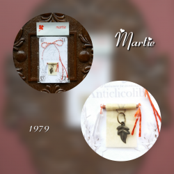Martisor vintage 1979
