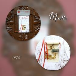 Martisor vintage 1976