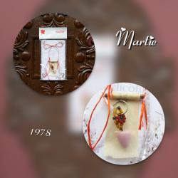 Martisor vintage 1978