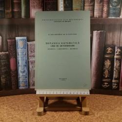 Ioan Cristurean - Botanica sistematica Chei de determinare